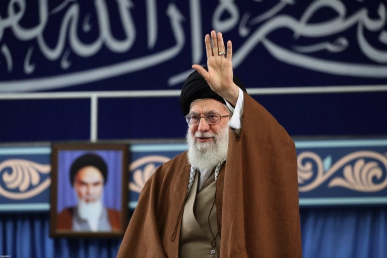 Some US officials are 'first-class idiots':Iran's Khamenei