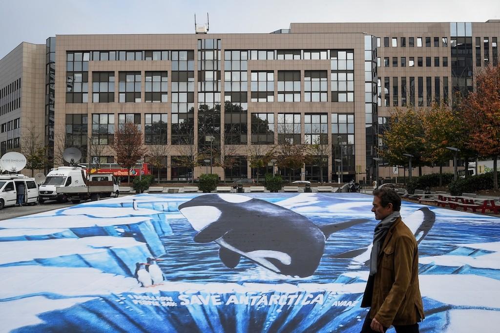 Plans for world's largest ocean sanctuary in Antarctic blocked