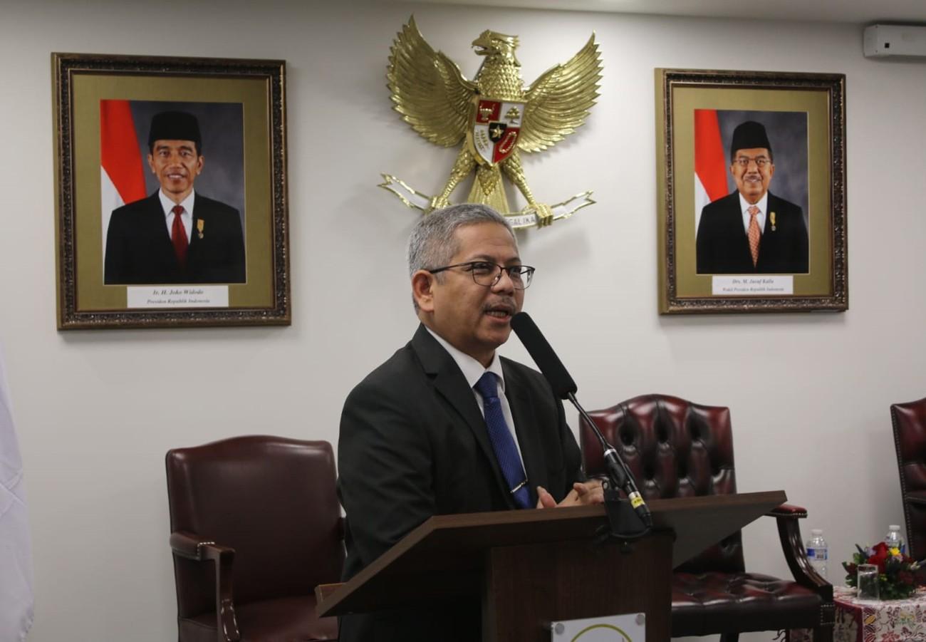 Indonesia, UK seek to boost economic ties