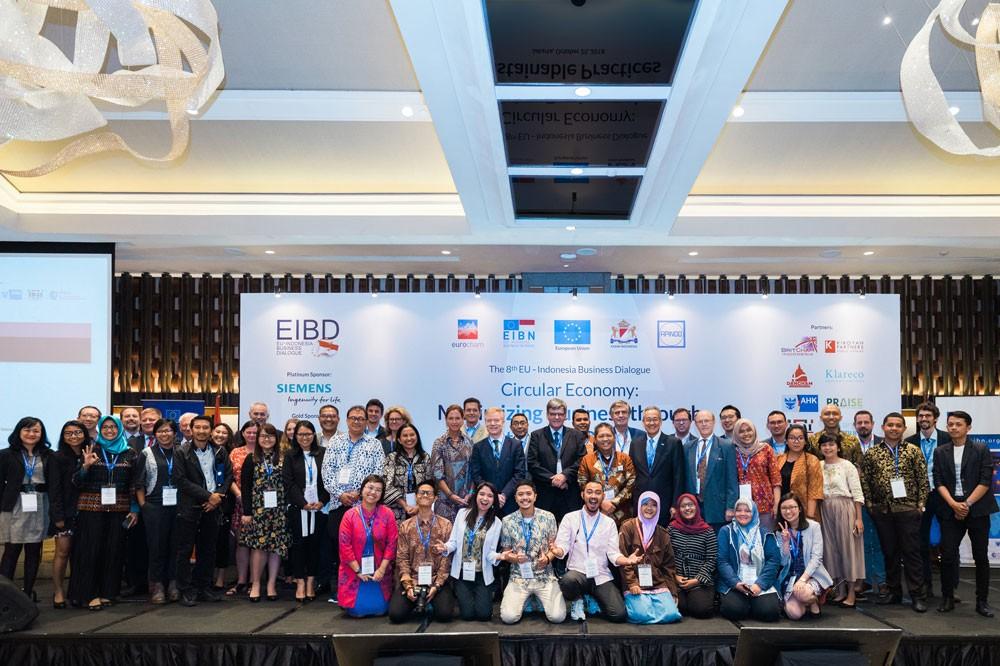 EU-Indonesia Business Dialogue 2018