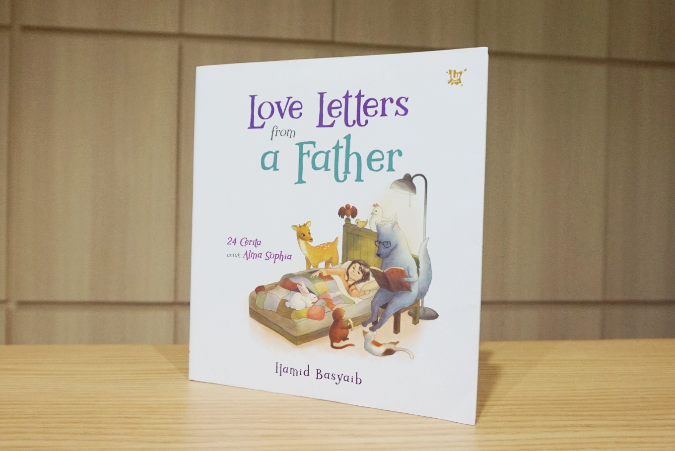 'Love Letters from a Father: A celebration of father-daughter relationships