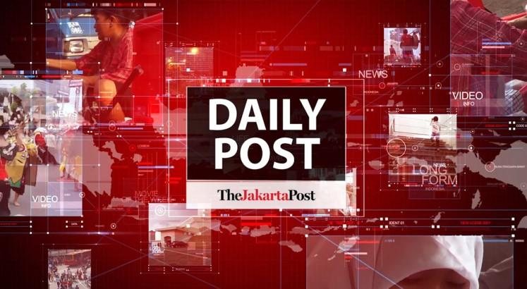 Daily Post Nov. 5, 2018 | Lion Air crash: JT610 disintegrated upon impact