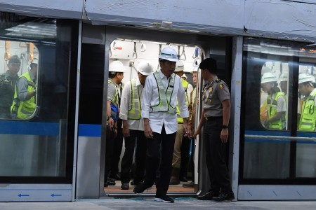 MRT's trial run to involve limited number of people in January