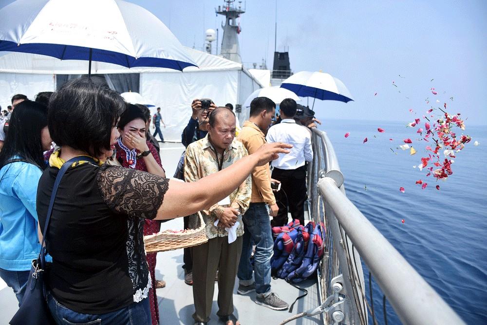 Second black box from Lion Air crash found
