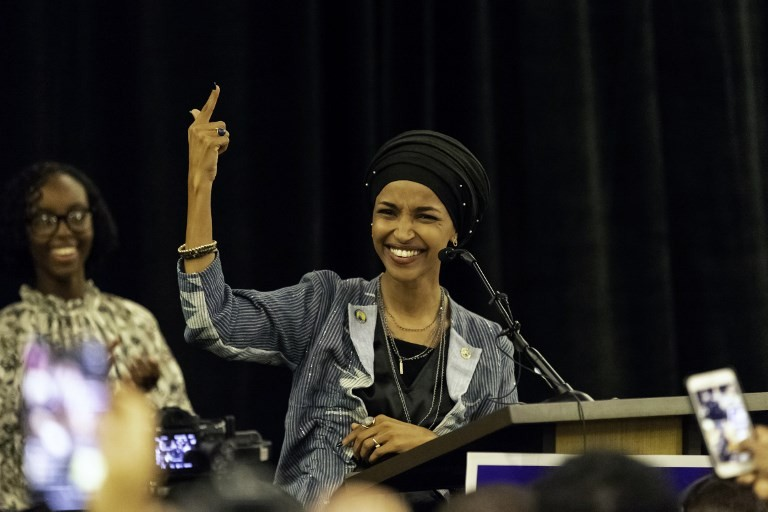 Pelosi asks for extra security for Ilhan Omar after Trump tweet