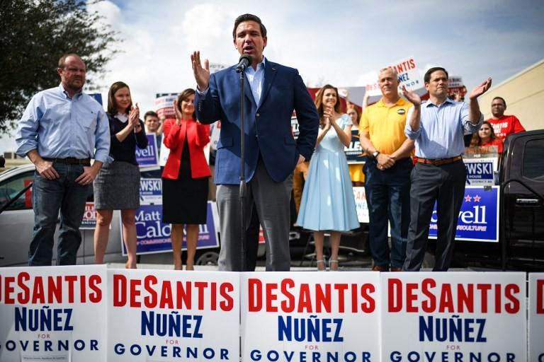 Democrat Gillum concedes in close Florida governor's race
