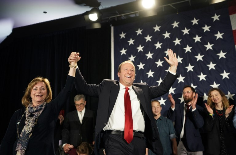 Colorado elects first openly gay governor in US