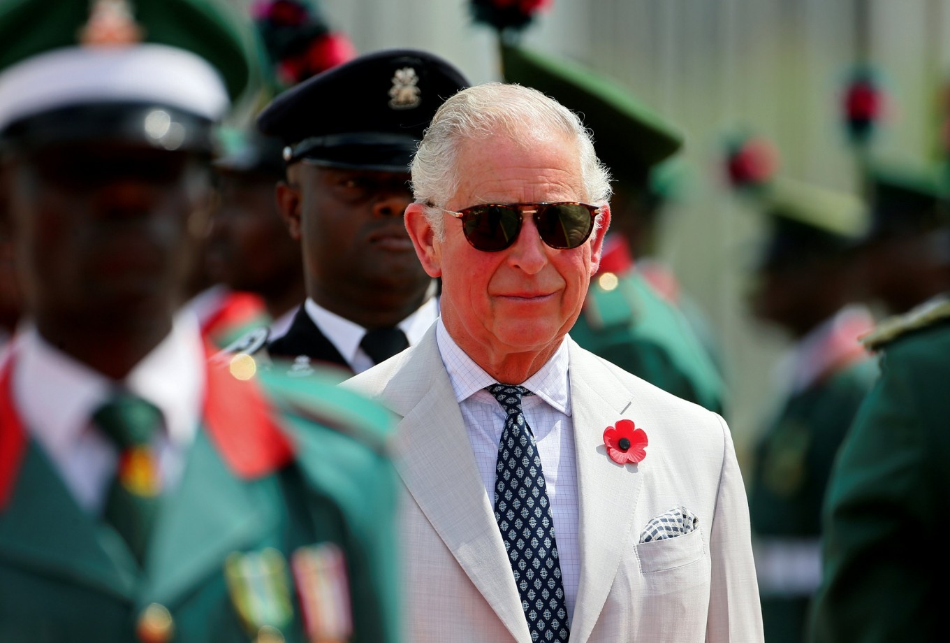 Prince Charles out of virus isolation: royal officials