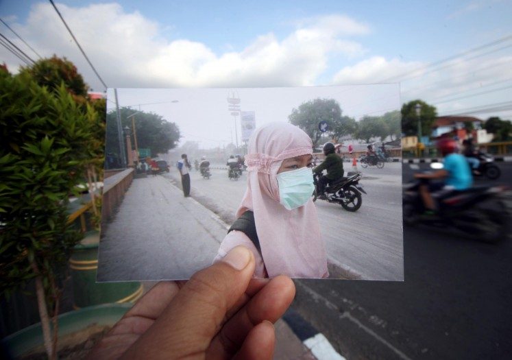 Photo Essay: Life goes on eight years after Merapi eruptions