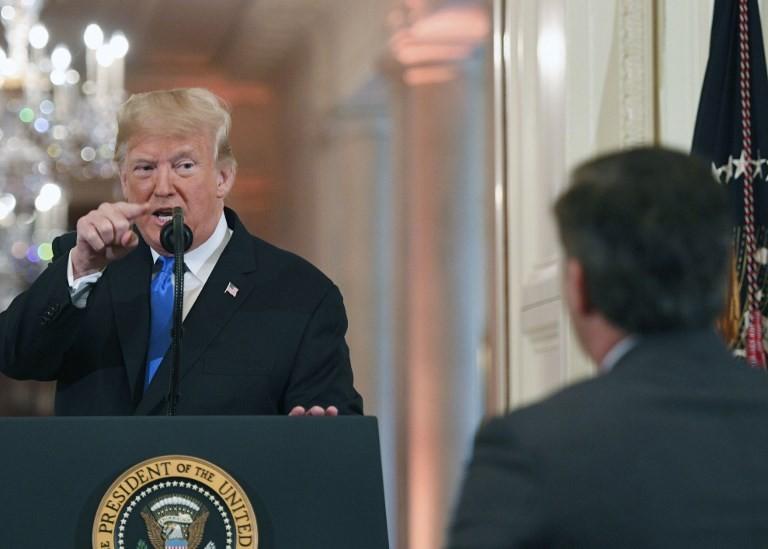 Trump campaign sues CNN for libel over Russia opinion piece