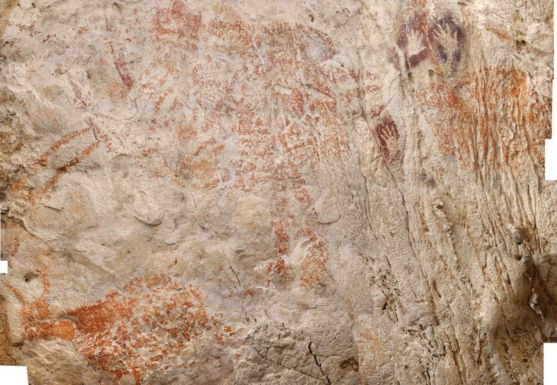 Indonesian cave paintings are world's earliest figurative art