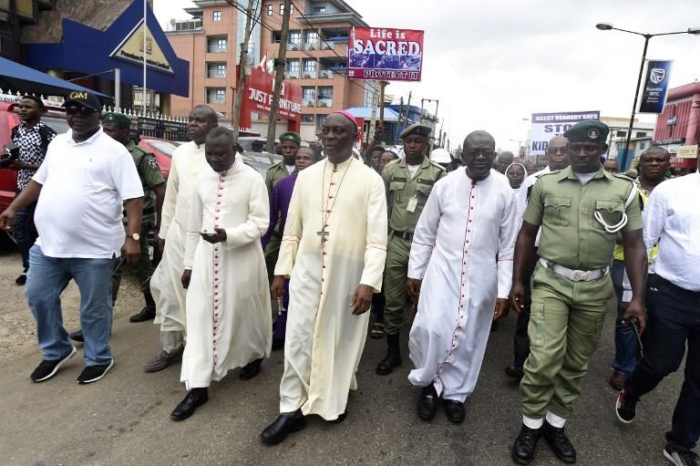 Gunmen abduct four priests in Nigeria: State official