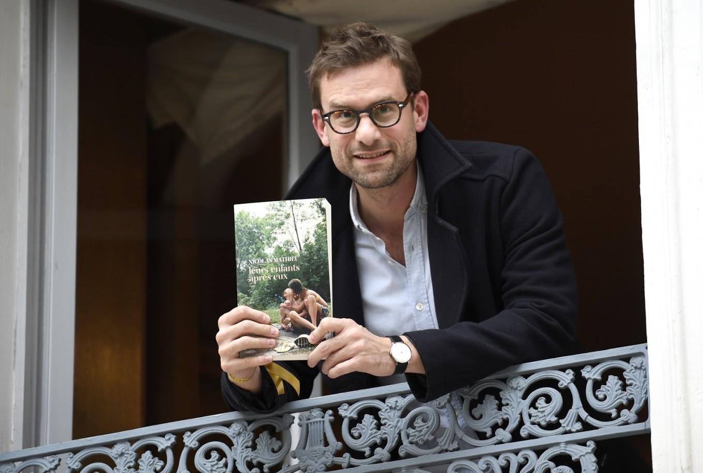 Bleak teenage tale wins France's top book prize