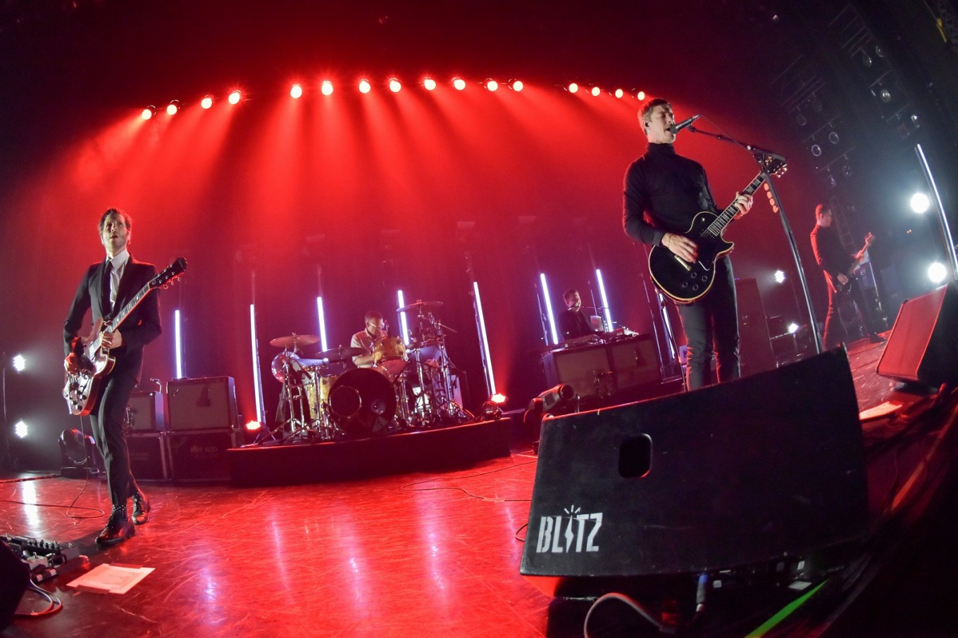 New York nihilists Interpol find groove with tense new album