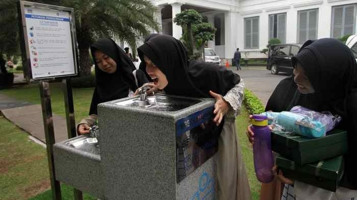 MRT stations to have water fountains