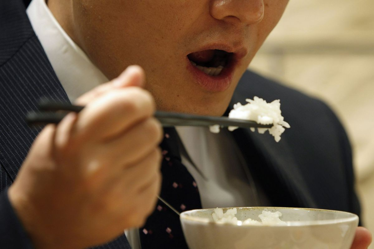 Healthy white rice may soon be on the menu