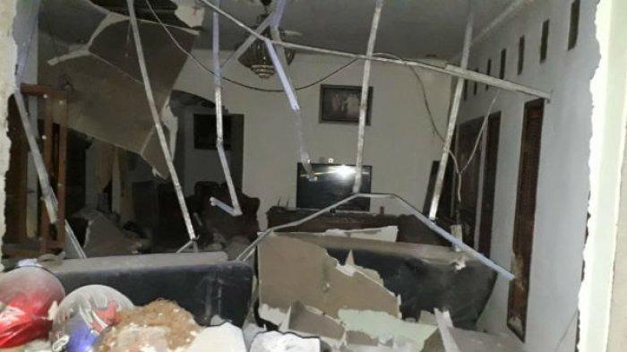 Four injured in Bekasi gas explosion