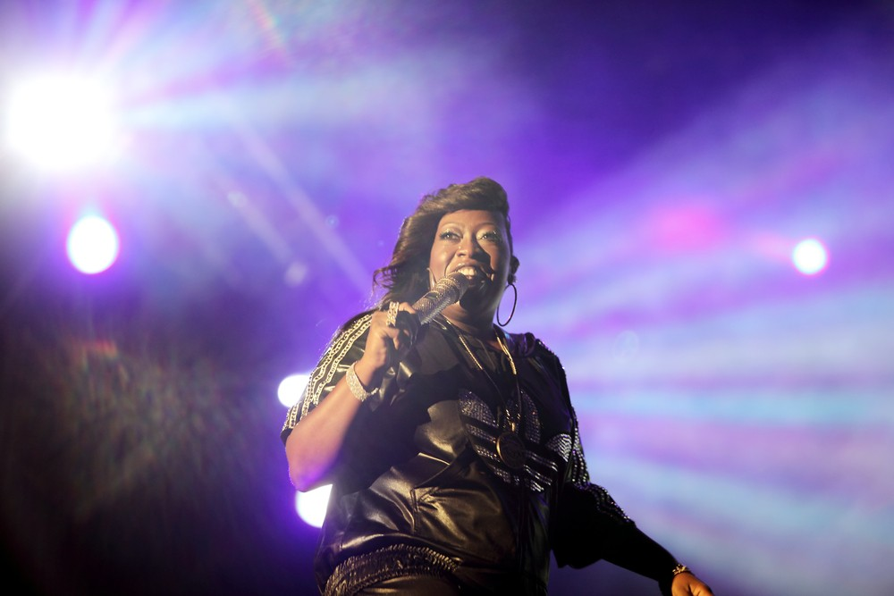 Missy Elliott makes it to the Songwriters Hall of Fame
