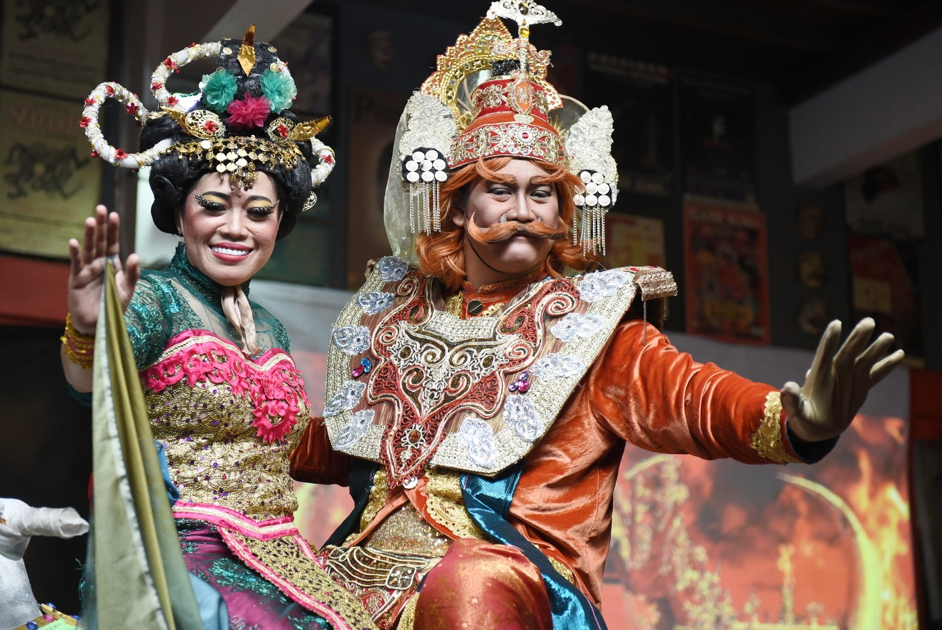 Teater Koma to add modern touch in upcoming 'Mahabarata' play