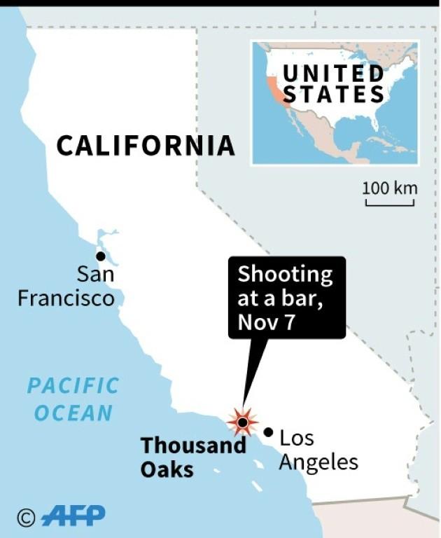 12 killed in California bar shooting: Sheriff