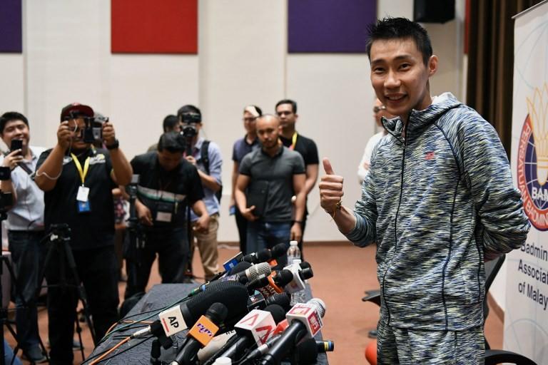 Cancer-hit Lee announces badminton comeback bid