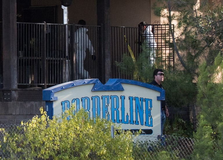 Marine combat veteran kills 12 in crowded California bar