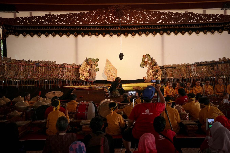 World Wayang Day celebrated in Surakarta