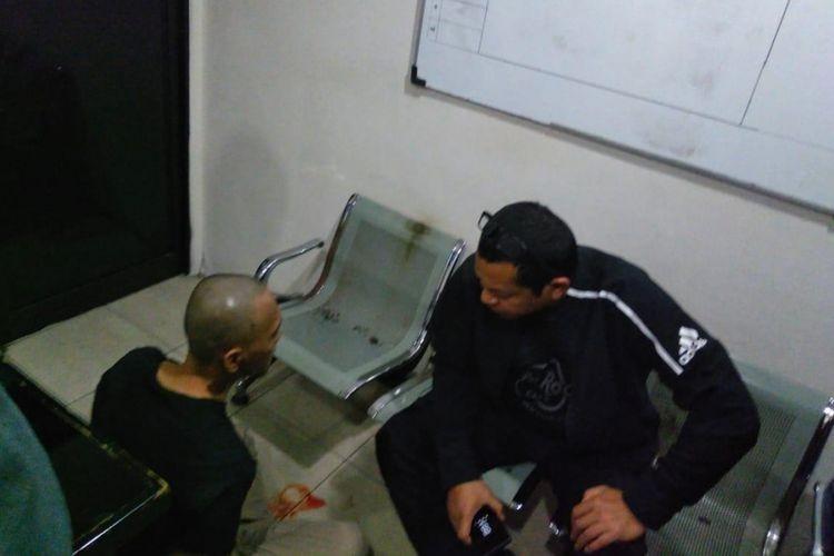 Penjaringan Police attacker 'wanted to be shot'