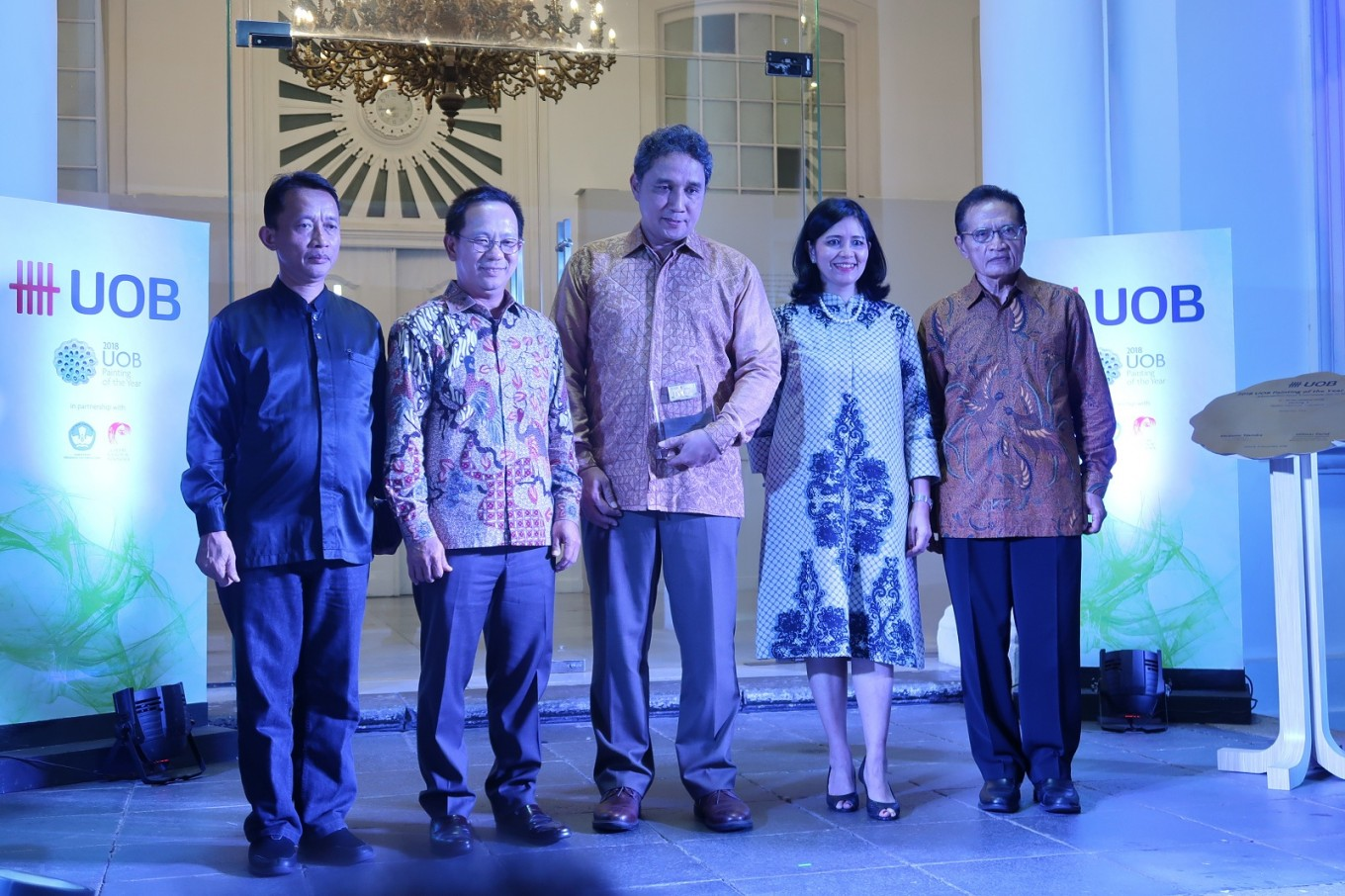 Exhibition for UOB Painting of the Year on until Nov. 19  Art  Culture  The Jakarta Post