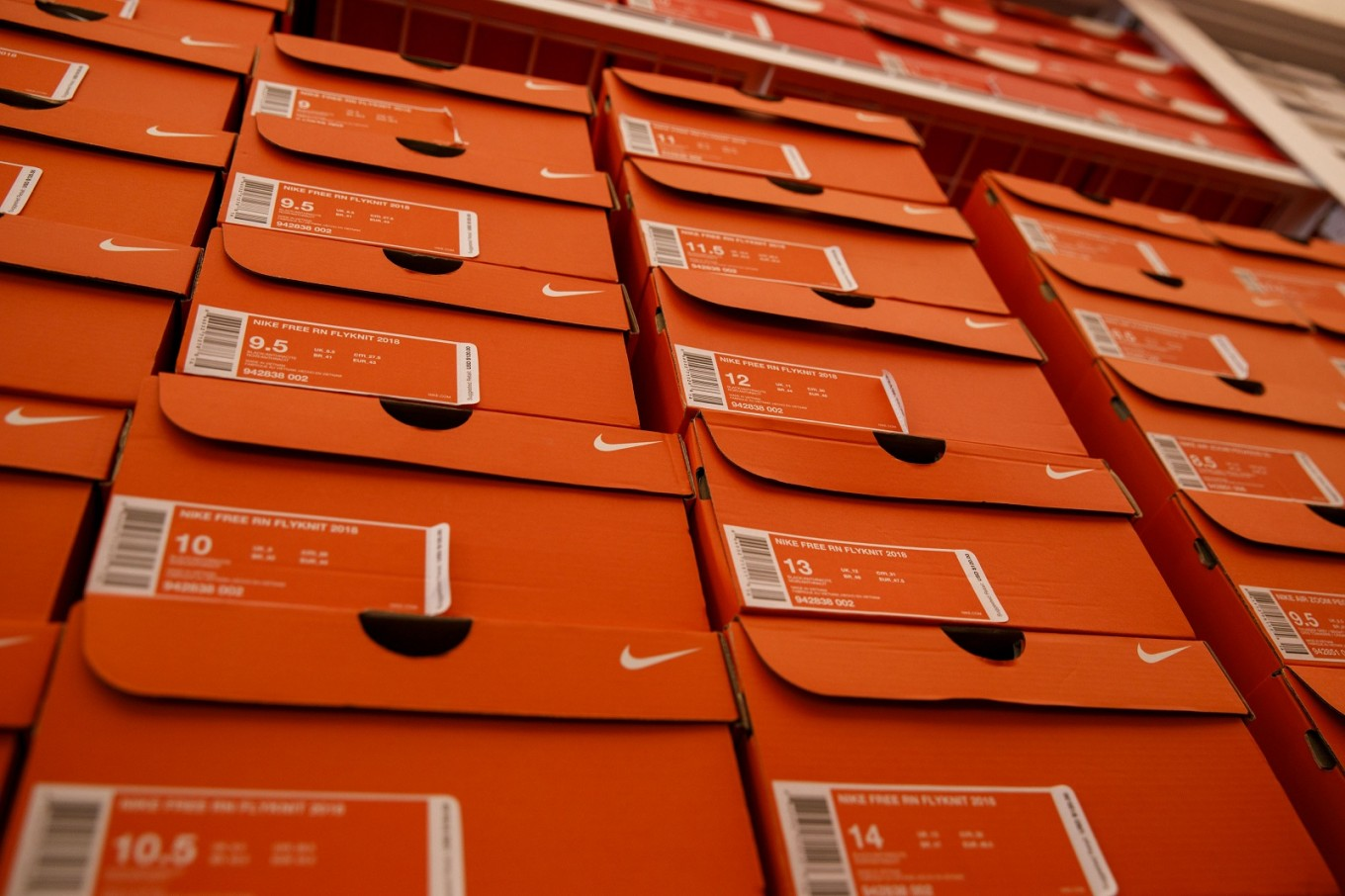 Nike and LVMH praise China's efforts to combat piracy