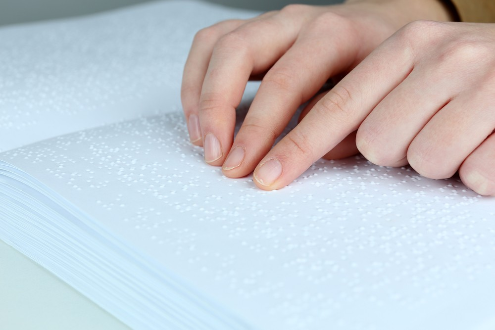 Braille technology firm builds 'Kindle for the blind'