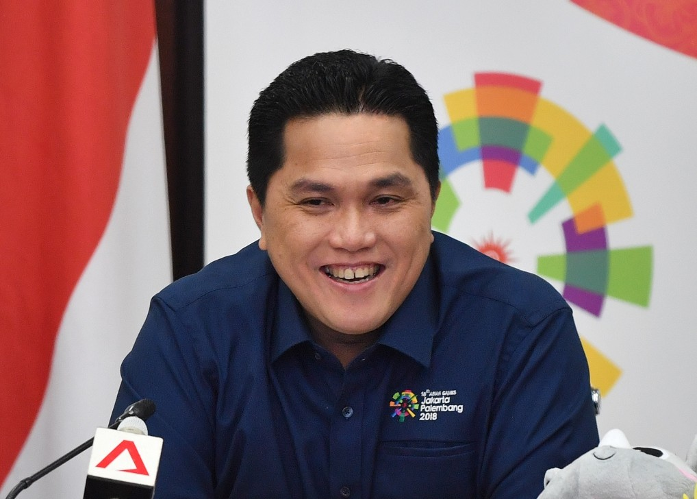 Erick Thohir joins English third-tier club Oxford United