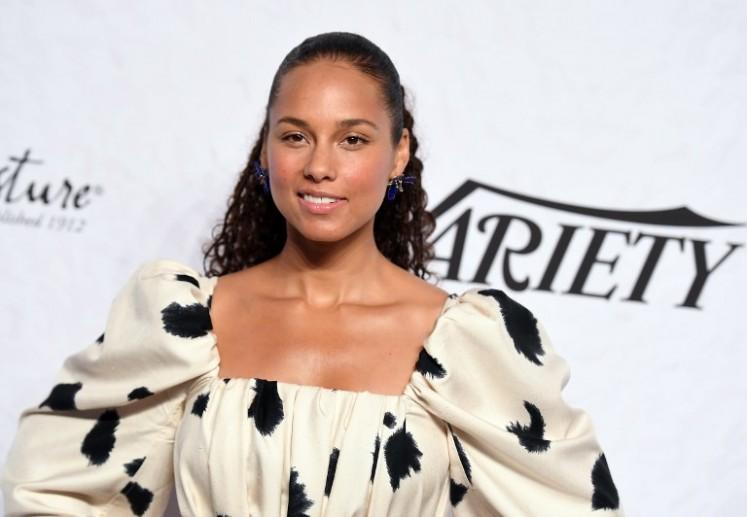 Alicia Keys' memoir set to release in November