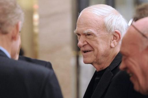 Czech premier proposes restoring writer Kundera's nationality