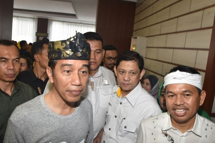 Jokowi-Ma'ruf aims to win West Java by 20 points