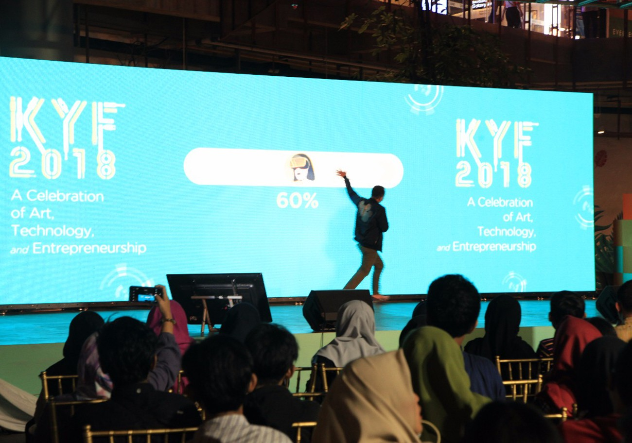 Kalla Youth Fest offers forum for eastern Indonesia's creative youth