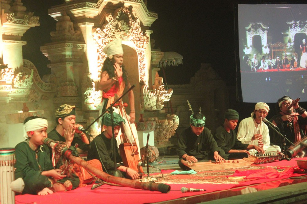 Bogor festival praises God through Sundanese music