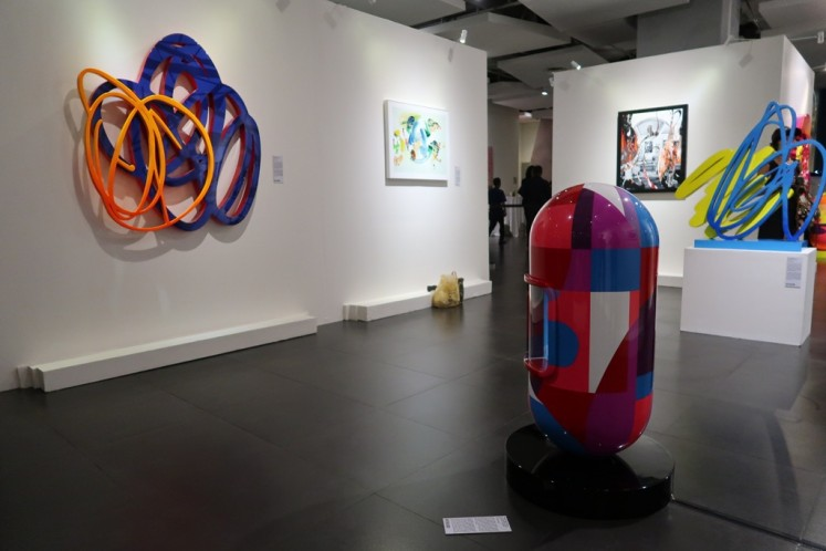 Interlude Artnight at Pullman reflects two sides of a contemporary story