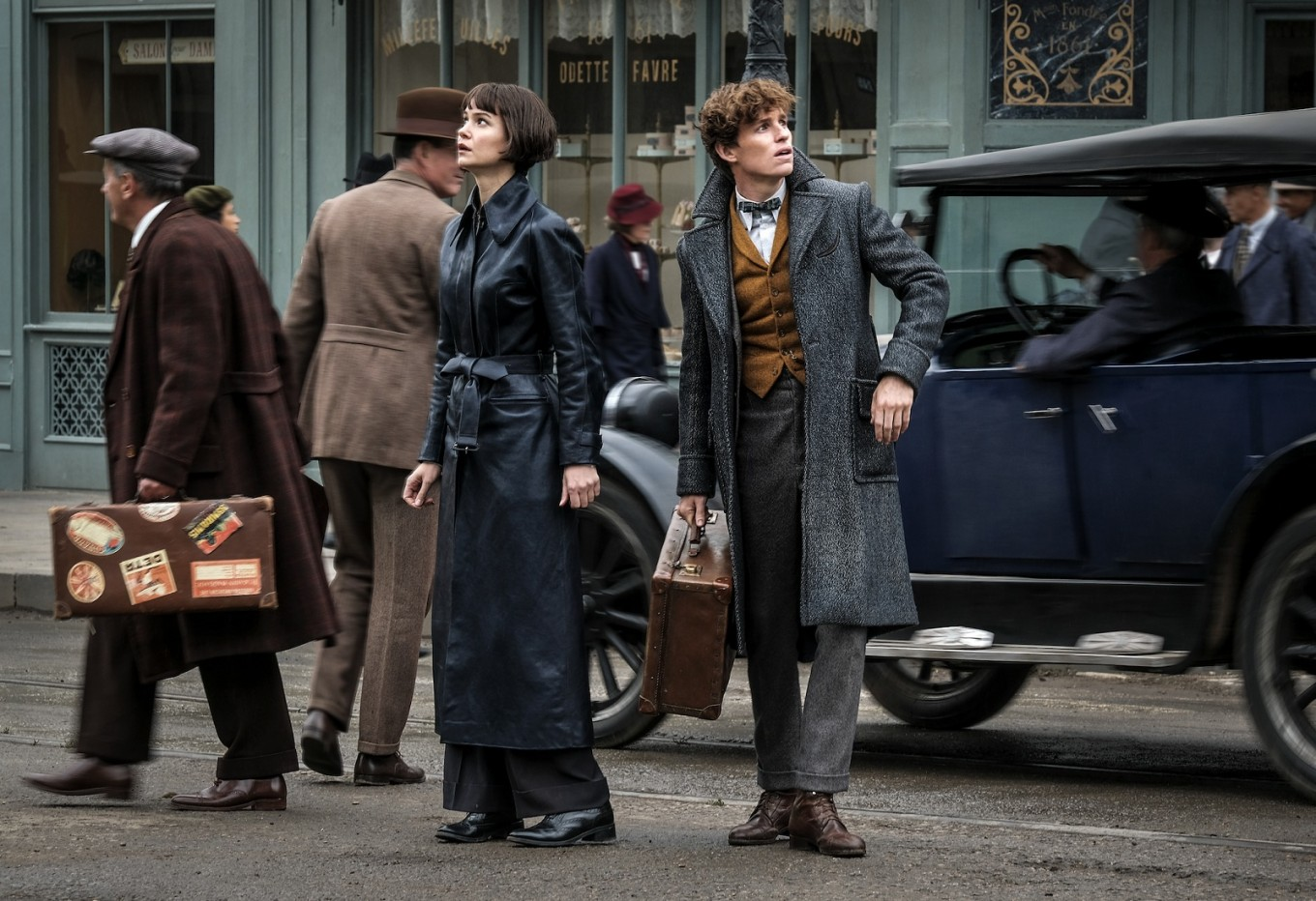 'Fantastic Beasts: The Crimes of Grindelwald': An entry whose future is more promising