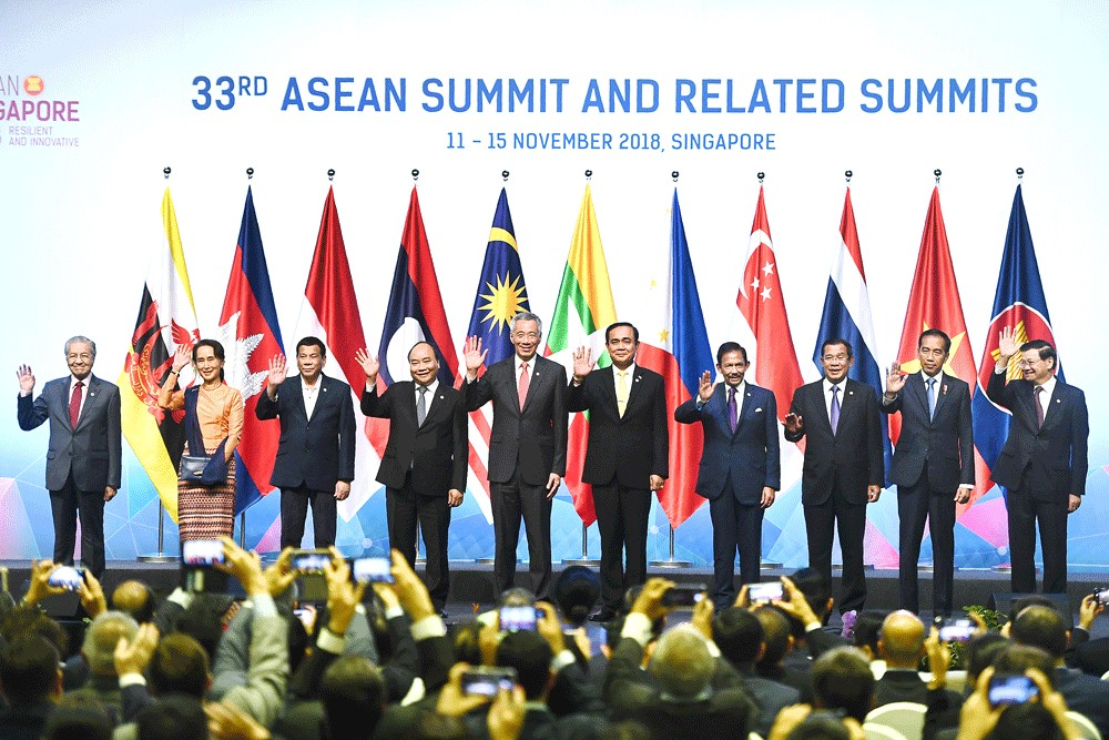 ASEAN connectivity could be blueprint for world