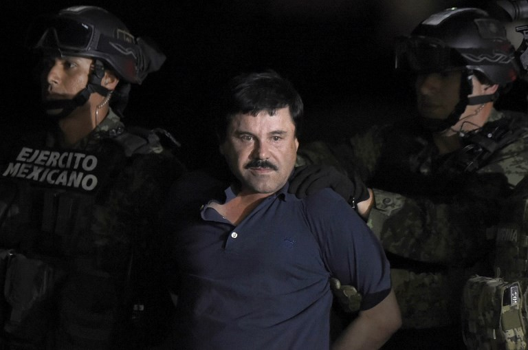 El Chapo Guzman wanted to direct film of life story