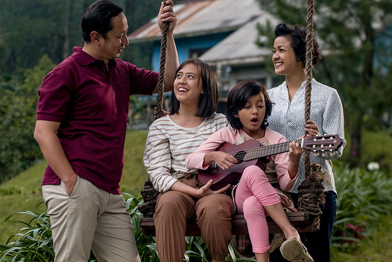 'Keluarga Cemara' to premiere at Yogyakarta film festival