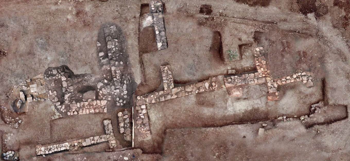 Greece unearths remnants of ancient city of Tenea