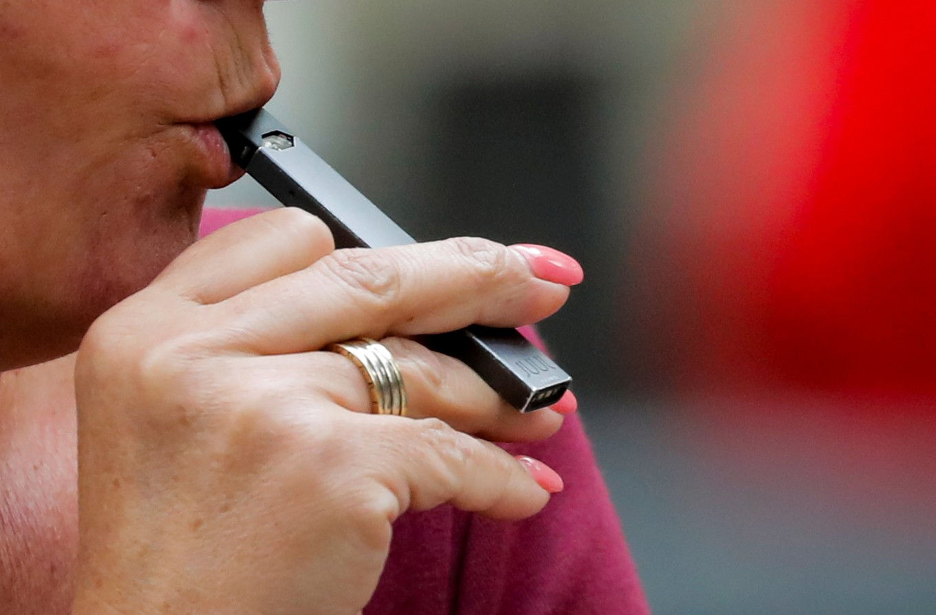 Washington DC sues e-cigarette firm Juul for targeting minors