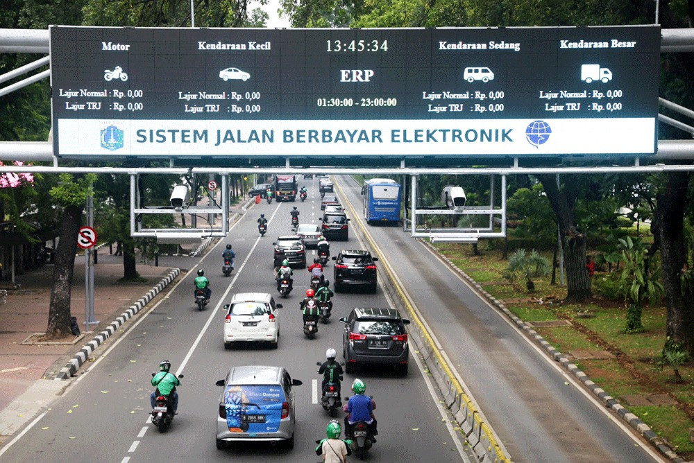 ERP regulation to include motorcyclists