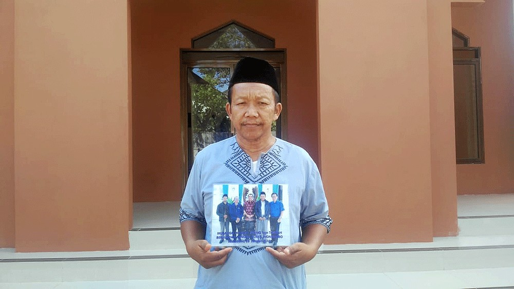Ahmadi, Sunni Muslims live in peace in Wonosobo