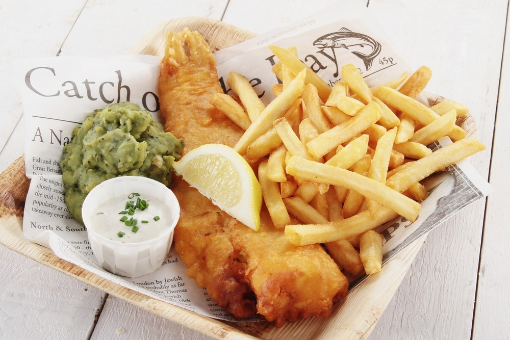 Fish and chips under threat from plastic-clogged seas, UK charity warns