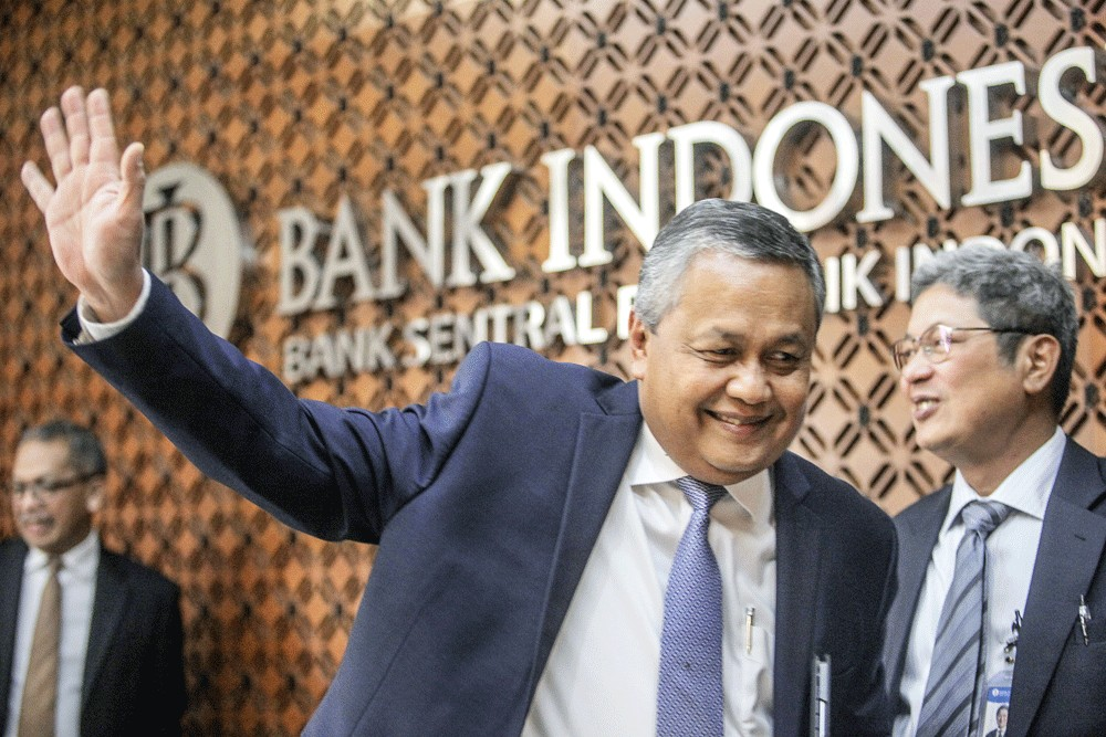 Bank Indonesia cuts rate to 5.75 percent