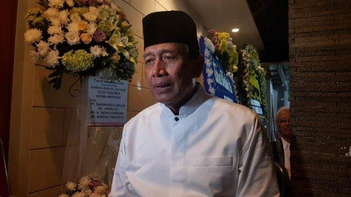 A father's love: Wiranto explains why his daughter wears niqab