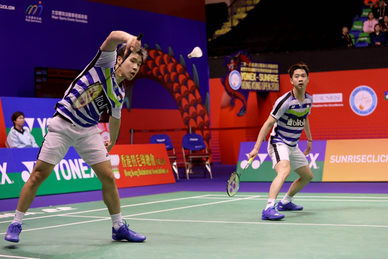 Indonesia books six slots in BWF World Tour Finals